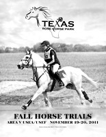 Texas Rose Horse Park Horse Trials 11-19-11