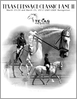 Texas Rose Horse Park Dressage Classic 3-24-12