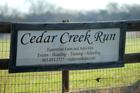 Cedar Creek Run 3-5-16