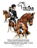 Texas Rose Horse Park Dressage 4-6-14